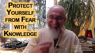 "The Only Way to Protect Yourself from Fear Is Knowledge: ""Fear Is the Mind Killer"""