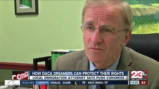 How DACA Dreamers can protect their rights - Video