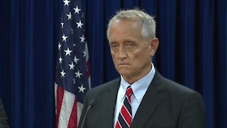 Hamilton Co. Prosecutor Joe Deters gives update in search for missing three-year-old, Nylo Lattimore