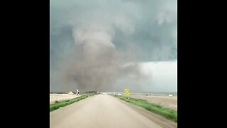 Watch: Ashland native captures video of tornado during storm chase in central US
