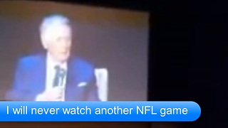 Vin Scully- I'll Never Watch NFL Again Due to Anthem Protests (video) -- Breaking News - Video