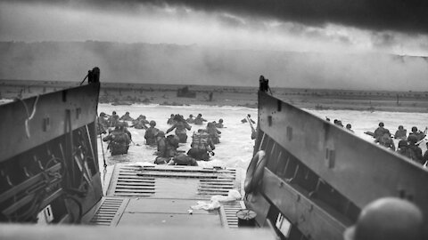 D-DAY 🇺🇸 US Military = Savior of mankind