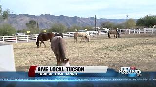 Tucson ranch open to public, focuses on family - Video