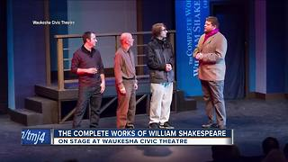 Shakespeare at Waukesha Civic Theatre - Video