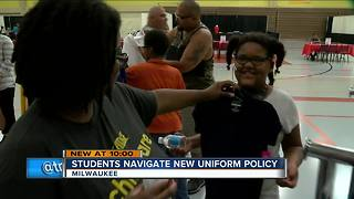 MPS holds third uniform fair - Video