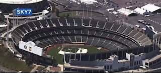 BUZZ AROUND BASEBALL: Oakland A's stadium stalemate could be jackpot for Las Vegas