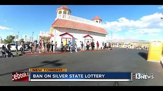 Why Nevada doesn't have Powerball - Video