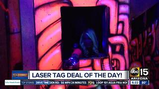 Deal of the Day: Stratum Laser Tag - Video