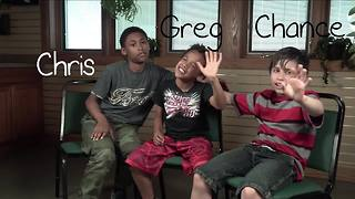 Grant Me Hope: Meet Chris, Chance and Greg - Video