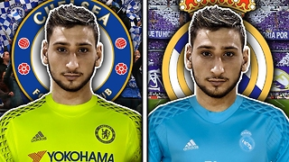 Real Madrid & Chelsea Battle For Gianluigi Donnarumma?! | Transfer Talk - Video