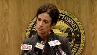 District Attorney announces charges against Supervisor Perez - Video