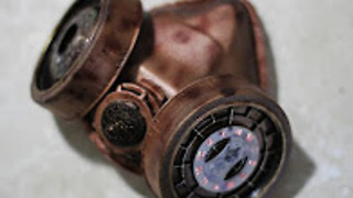 DIY: post-apocalyptic steampunk mask - Video