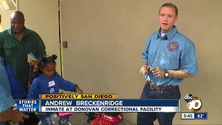Inmates purchase bikes for kids