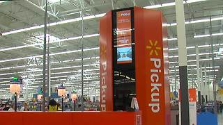 Walmart's Strange Towers in Stores - Video