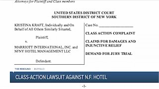 Class-action lawsuit targets Niagara Falls hotel