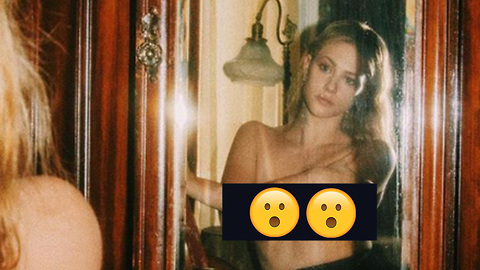 Cole Sprouse Uploads Topless Photo Of Lili Reinhart To his IG