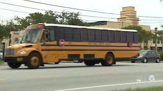 More Palm Beach County students head back to classrooms