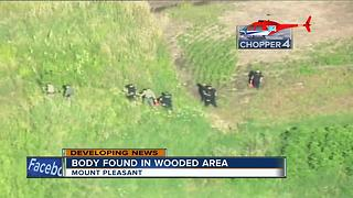 Body found in Racine County - Video