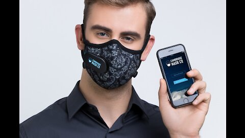 """New Lockdown Talks As The WEF Pushes """"Smart Masks""""..."""