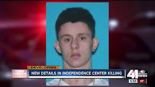 Suspect arrested in Independence Center shooting - Video
