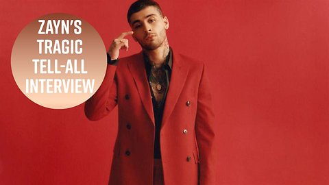 Zayn Malik reveals heartbreaking state of One Direction