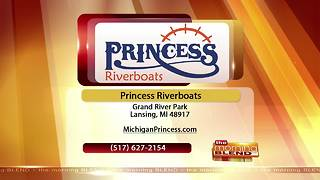 Princess Riverboat- 8/17/17 - Video