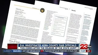 D.A. Investigating Kern County Fair officials following state audit