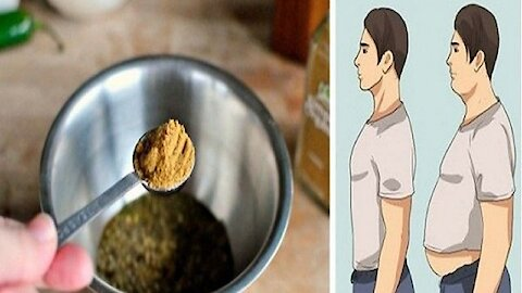 Triple Fat Loss With One Teaspoon of This Powerful Spice