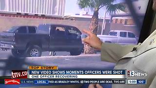 Retired Metro Lt. gives insight on video that captured police shootout - Video