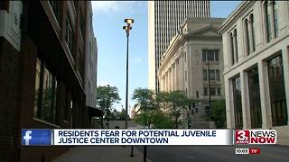 Residents fear for potential juvenile justice center downtown - Video