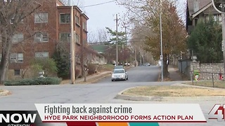 Hyde Park neighborhood fighting against crime - Video