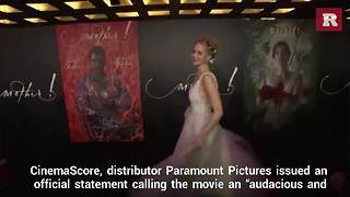 Jennifer Lawrence reacts to 'Mother!' critics | Rare People - Video