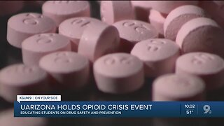UArizona holds opioid crisis event
