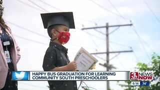 Learning Community South Preschool holds graduation