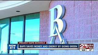Energy efficient priorities save money for Broken Arrow schools