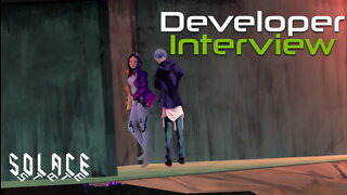 Solace State Developer Interview | A Visual Novel Worth Playing