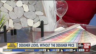 Designer Look Without Designer Prices