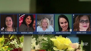 Sebring bank shooting one year later: Remembering the victims