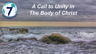 A Call to Unity in The Body of Christ