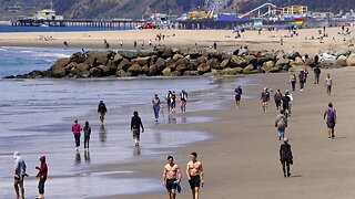 Some California Beaches Closed After Residents Ignore Governor's Order