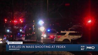 Gunman identified in FedEx facility shooting that killed 8, injured 5 in Indianapolis