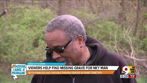 Viewers help NKY man find father's missing grave