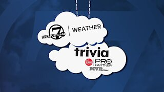 Weather trivia: Typical Denver snow