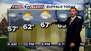 7 First Alert Forecast 10/13/17 - Video