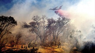 Hazardous Weather Conditions Prompt Fire Concerns In California