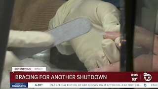 San Diego businesses brace for another shutdown