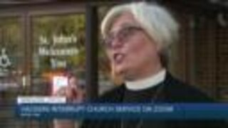 Hackers interrupt church service on Zoom
