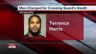 Charges filed in crossing guard's hit-and-run death - Video