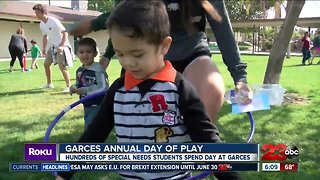Garces hosts annual Day of Play