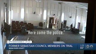 Trial begins in Indian River County for ousted Sebastian council members